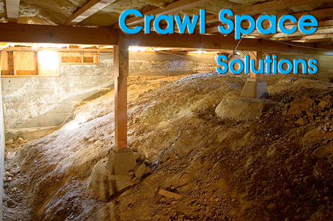 Portland Maine Crawl Space Solutions